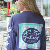 Jadelynn Brooke: Happiest Girls are the Prettiest Long Sleeve