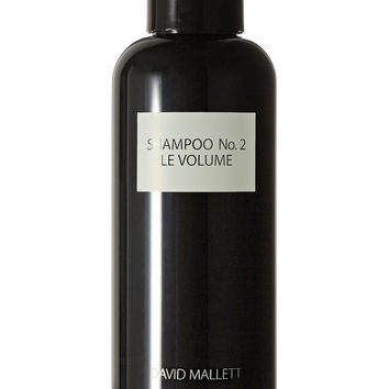 David Mallett - Shampoo No.2: Le Volume, 250ml