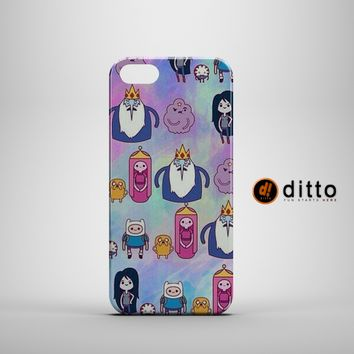 Adventure Time Emojis Custom Case for iPhone 6 6 Plus iPhone 5 5s 5c GalaxyS 3 4 & 5 6 and Note 3 4 5