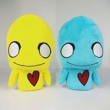 Pon and Zi Plushie Set