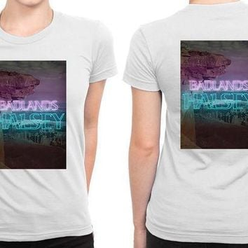Halsey Badlands Cover B 2 Sided Womens T Shirt