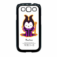 Hello Kitty Love Maleficent Disney Samsung Galaxy S3 Case