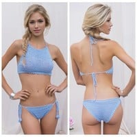 Swimsuit New Arrival Hot Sexy Summer Underwear Crochet Beach Swimwear Sports Bikini [9891787402]