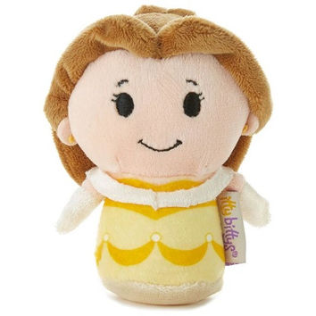 Hallmark itty bittys Belle Stuffed Animal