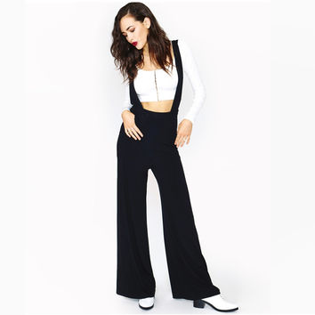 Wide Leg Pant Jumpsuit