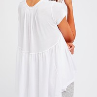 free people - it's yours tee - white