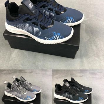 Adidas SUPERSTAR II Men Women Fashion Breathe Sports Shoes 3 Colors