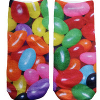 Jelly Bean Socks