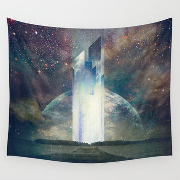 It´s your fault Wall Tapestry by HappyMelvin