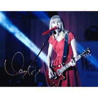 Taylor Swift Signed Autographed 8.5 x 11 Photograph, Authentic with COA