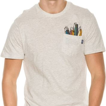 VANS POCKET PROTECTOR SS POCKET TEE