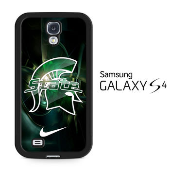 Michigan State Nike Samsung Galaxy S4 Case
