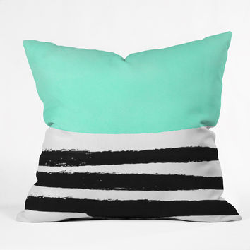 Rebecca Allen An Understatement Throw Pillow