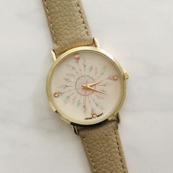 Pastel Dreamcatcher Watch