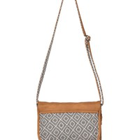 Guitar Song Cross Body Bag 888701742296 | Roxy