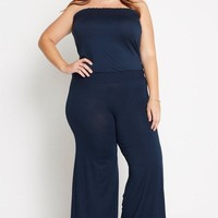 Uptown Behavior Jumpsuit Plus Size