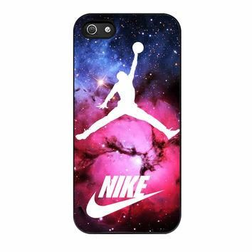 Nike Jordan Basketball Nebula iPhone 5 Case