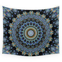 Society6 Spiral Eye Wall Tapestry