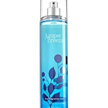 SHIP BY USPS Bath & Body Works Fine Fragrance Mist Juniper Breeze