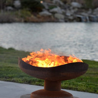 Sand Dune Outdoor Fire Pit