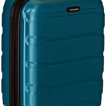 Samsonite Omni PC Hardside 20-Inch Spinner Caribbean Blue One Size '