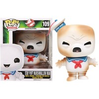 Ghostbusters Toasted 6 Stay Puft Marshmallow Man Pop! Vinyl : Forbidden Planet