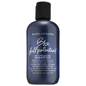 Bumble and bumble Full Potential Hair Preserving Shampoo (8.5 oz)