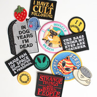 MYSTERY PATCH PACK