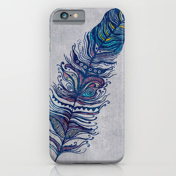 Light as a feather  iPhone & iPod Case by Rskinner1122