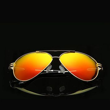 Polarized Aviation Men Sunglasses Brand Designer Driving Eyewear Sun Glasses Travel Summer women Classic oculos de sol feminino