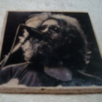 Set of 4 - A Reverse Transferred Photo or Image on a Torreon Stone Coaster - Made to order