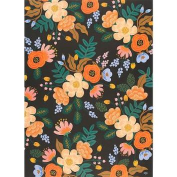 Rifle Bordeaux Floral Wrapping Paper