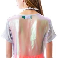 MinkPink Mother Of Pearl Top Multi