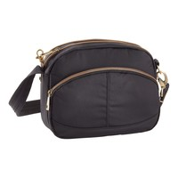 Travelon Small Black Anti-Theft Shoulder Bag