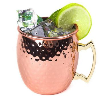 Moscow Mule Cup Cocktail Cup High-end Wine Glass