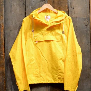 Battenwear Packable Anorak Yellow