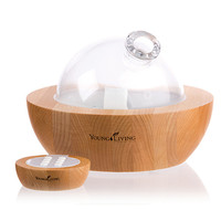 Aria Ultrasonic Diffuser | Young Living Essential Oils