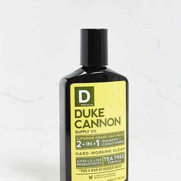 Duke Cannon Supply Co. 2-In-1 Hair Wash