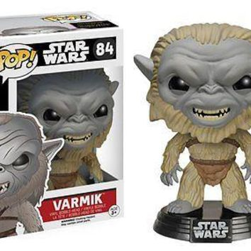 Funko Pop Star Wars: Episode 7 - Varmik Vinyl Figure