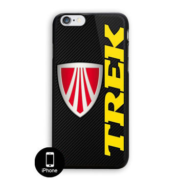 Trek Bike Carbon Cycle Bicycle Team Pro iPhone 5, 5S Case