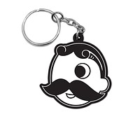 Natty Boh Logo / Key Chain