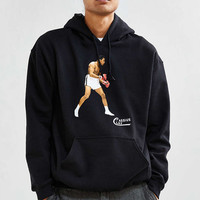 Ali Greatest Of All Time Hoodie Sweatshirt - Urban Outfitters