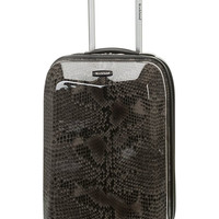 "F151-SNAKE 20"" Polycarbonate Carry On  Luggage Set"