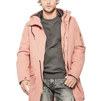 Parka queue de poisson Boyd at Guess