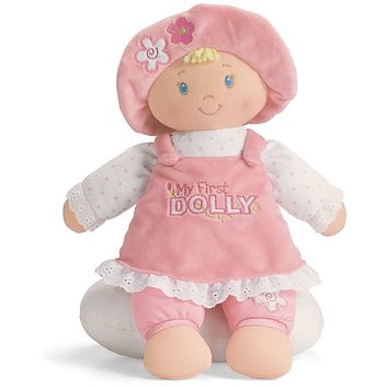 babyGUND My First Dolly Plush Doll (Pink)