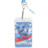 Disney Lilo & Stitch Surfing Lanyard