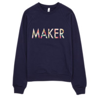 Maker Sweatshirt