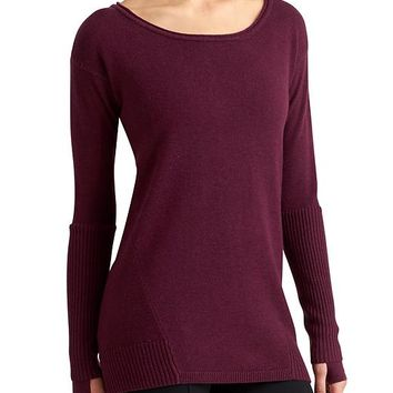 Athleta Womens Merino Nopa Sweater
