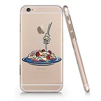 Amazon.com: Fast Food Slim Iphone 6 Plus Case, Clear Iphone Hard Cover Case For Apple Iphone 6 Plus Emerishop (AH1071): Cell Phones & Accessories