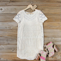 Lacey Tee Shirt Dress
